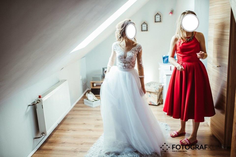 Suknia ślubna Milla Nova Marsela Xxs 7451371762 Oficjalne