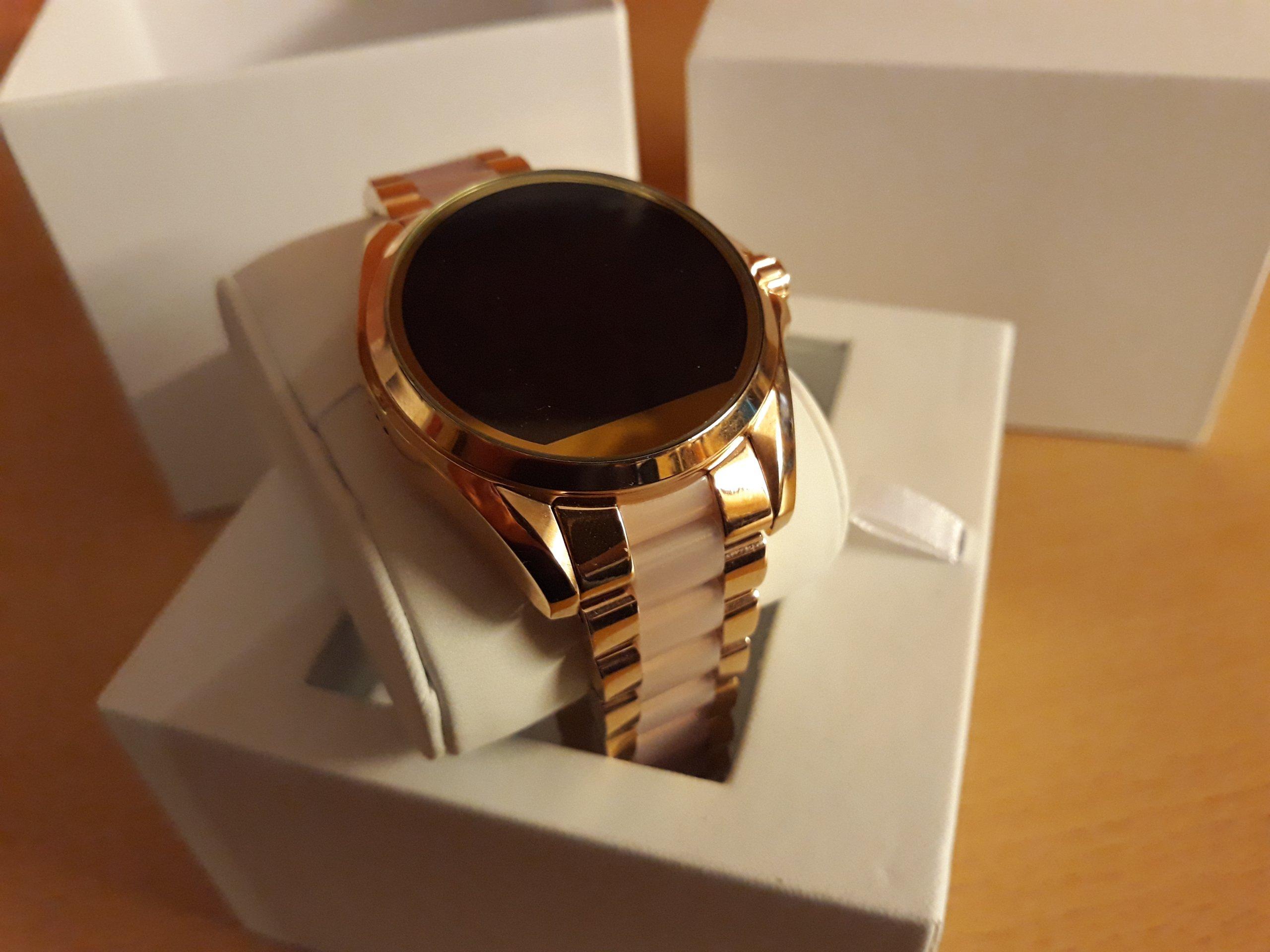 fe8e32ad2ddc JAK NOWY ZEGAREK Michael Kors Smartwatch MKT5013 - 7354948530 ...