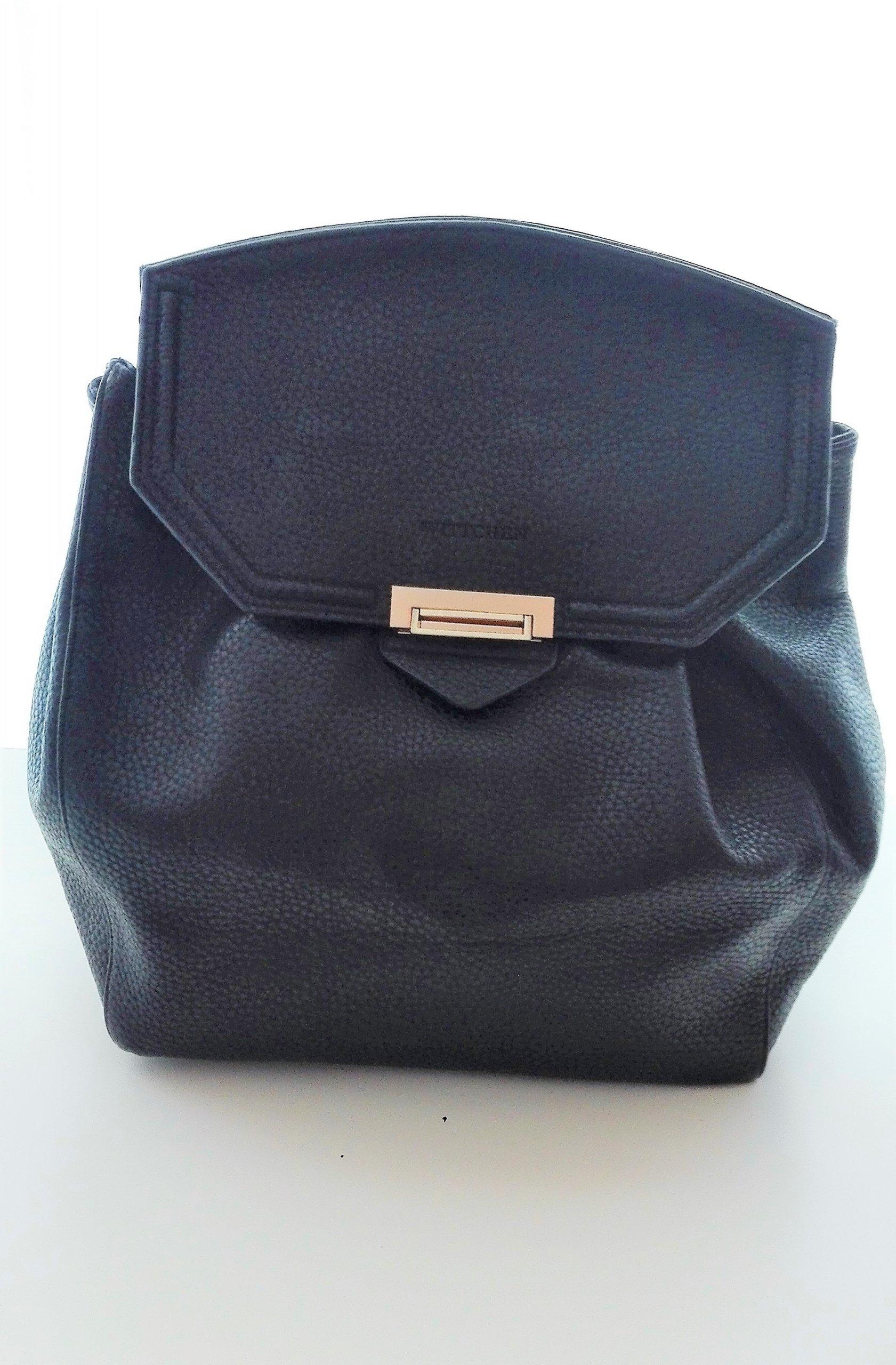 295939b59f7ca WITTCHEN Miejski plecak eko skóra czarny - 7218028975 - oficjalne ...