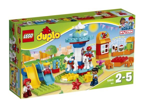 Klocki Lego Duplo 10841 Wesołe Miasteczko Zabawa 7150423621