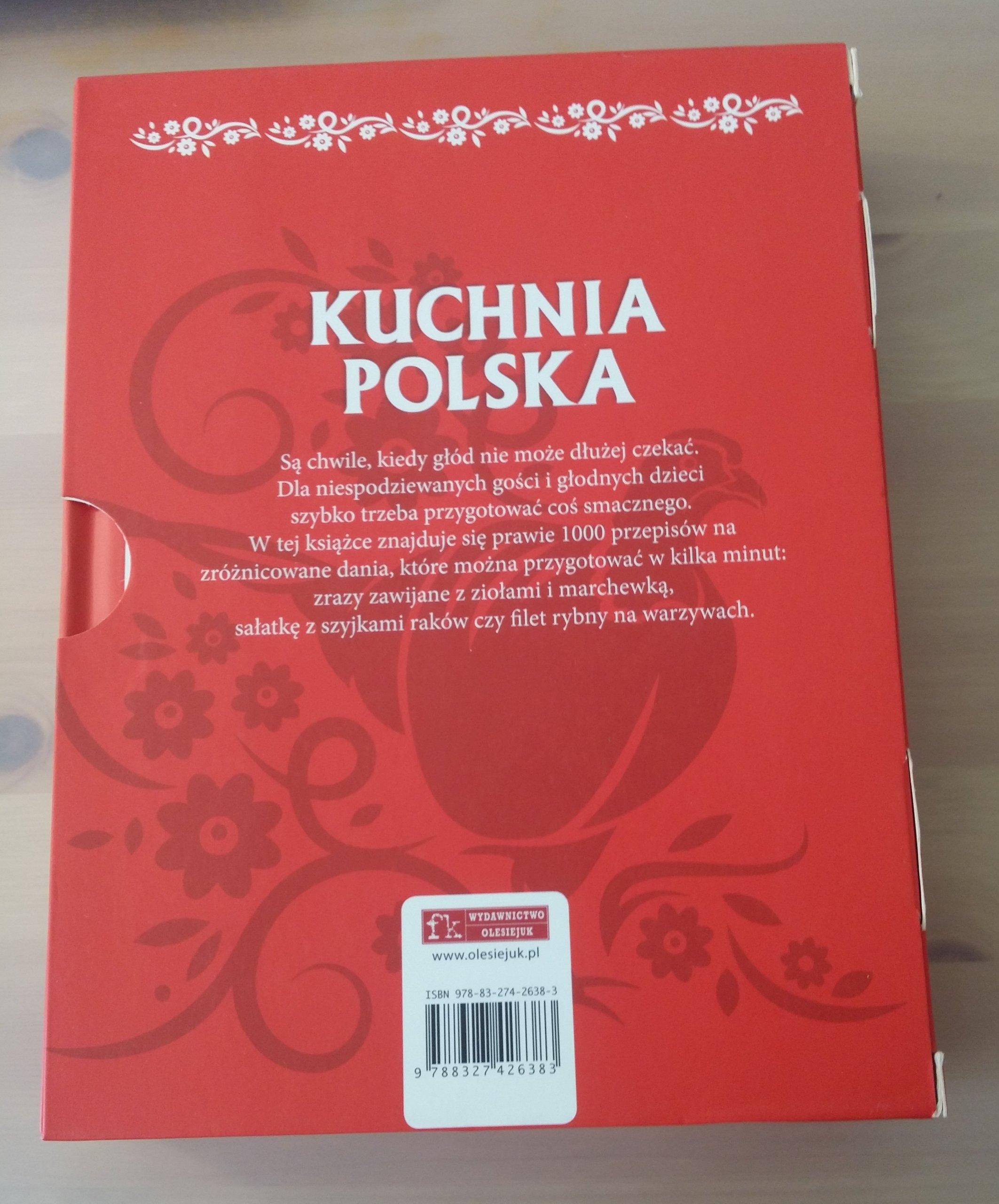 Kuchnia Polska Elzbieta Adamska Piekne Wydanie 7085973689