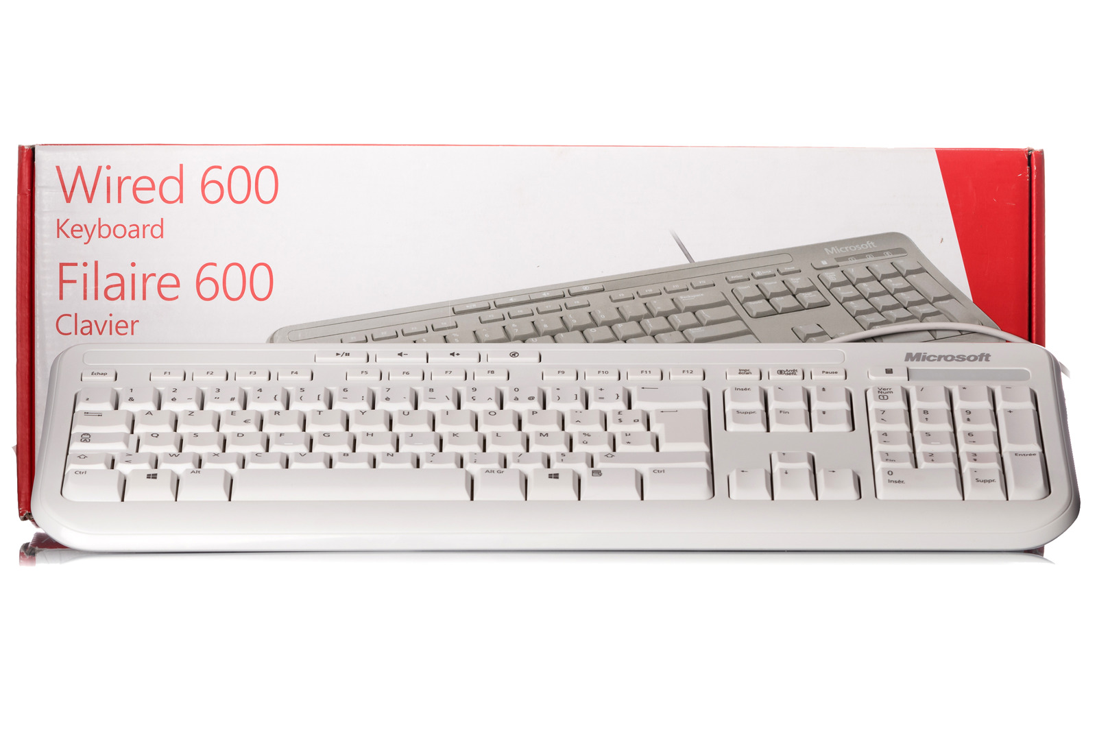 Fine Microsoft Wired Keyboard 600 Image Collection - Wiring Standart ...