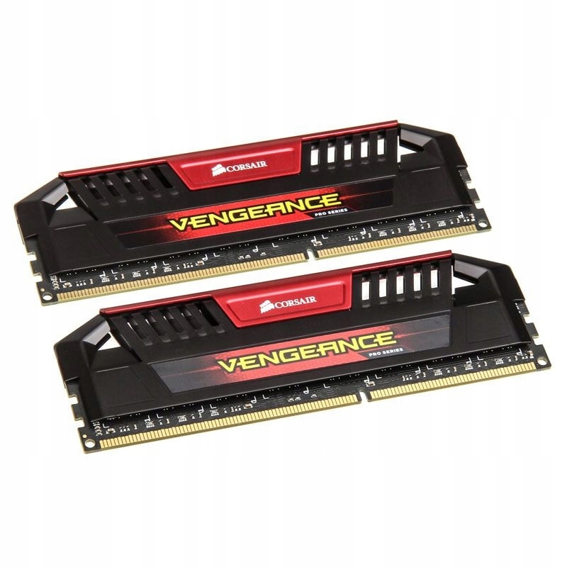 Corsair Vengeance Pro Red DDR3-1600 CL9 - 16 GB Sk