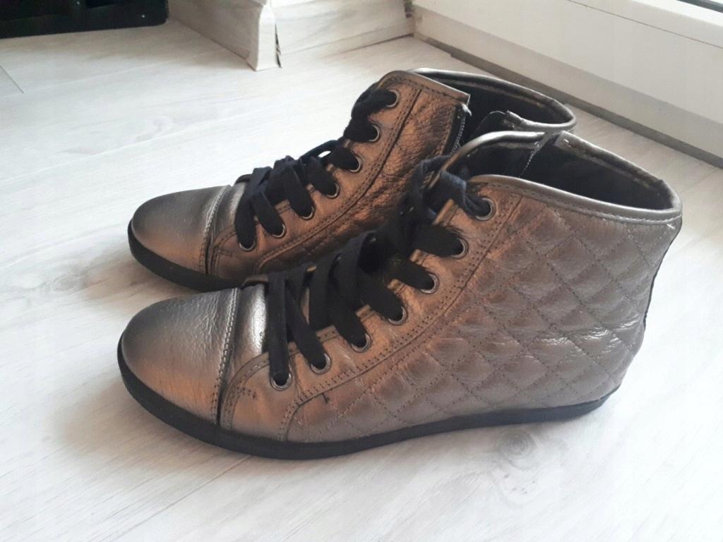 3e12922267e02 Sneakersy trampki Wojas skóra 37 - 7610907554 - oficjalne archiwum ...