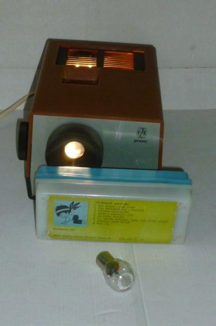 Projektor rzutnik Ania 8 bajek,instrukcja+ Gratis