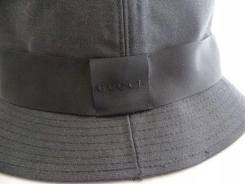 Gucci ITALY męski kapelusz XL - 7620073738 - oficjalne archiwum allegro def2c5ad2f8