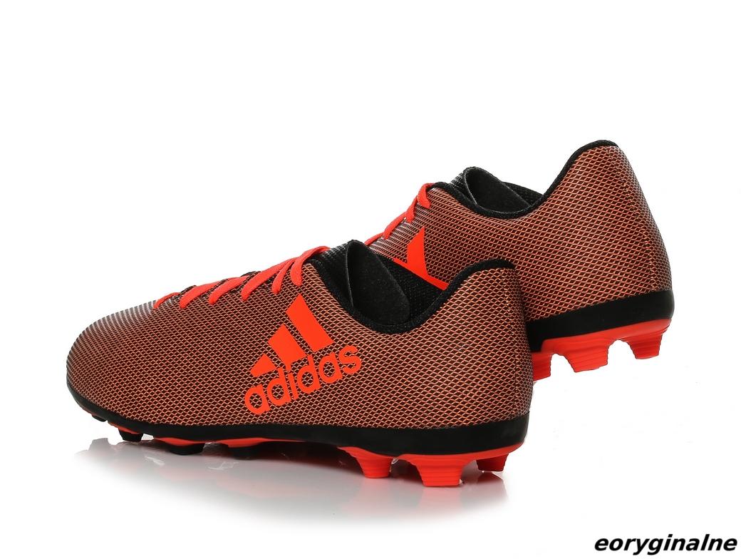 2c3e6ee8c Buty dziecięce Adidas X 17,4 FXG J S82403 / Korki - 7090724364 ...