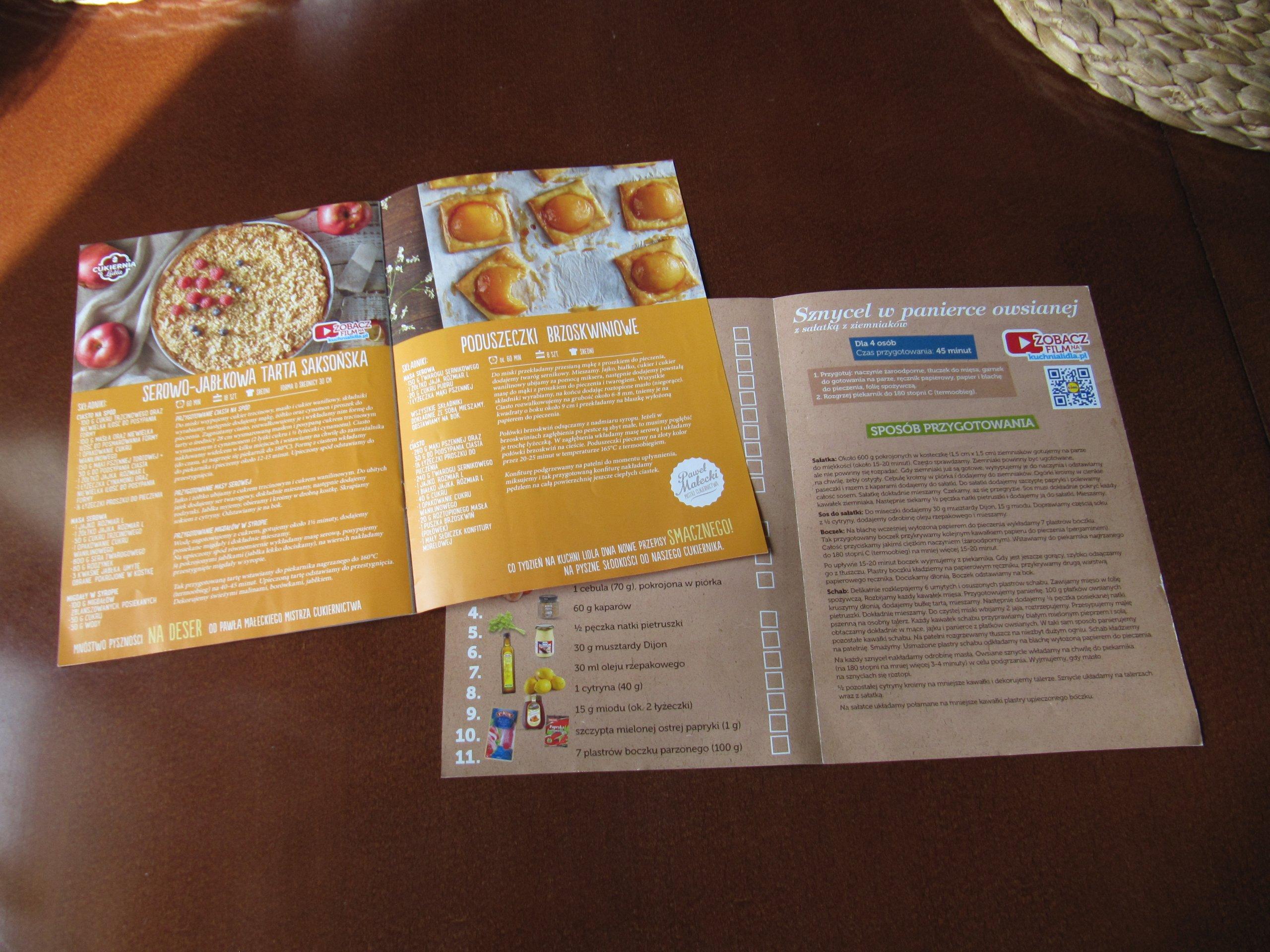 Kuchnia Przepisy Z Lidla Okrasa Pascal Małecki 7275660689