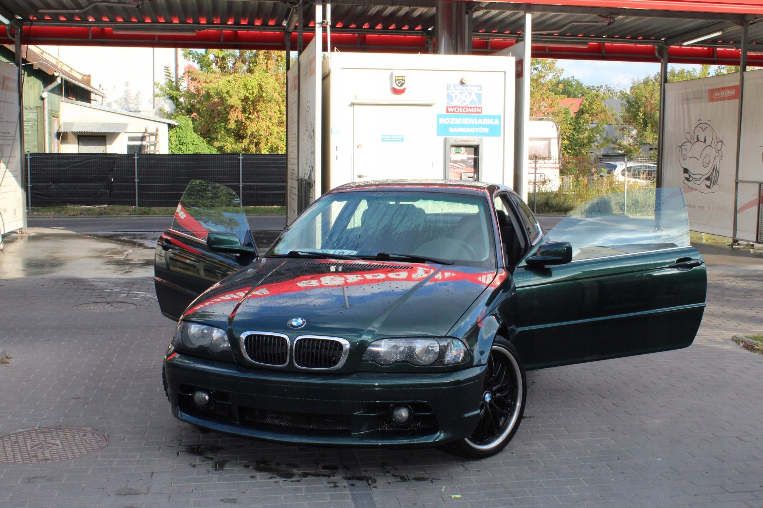 8ac977000 BMW E46 323i Coupe Aero - 7601895432 - oficjalne archiwum allegro