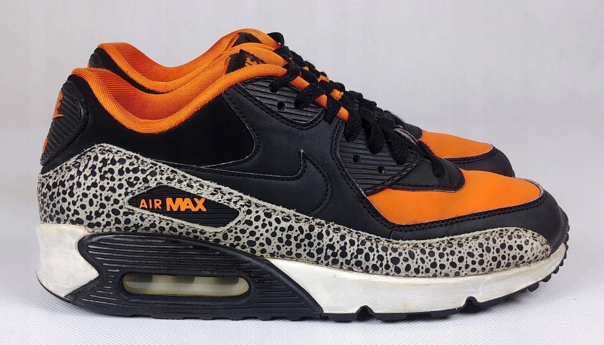 2103bfea NIKE AIR MAX 90 SAFARI buty sportowe damskie r. 40 - 7454475414 ...