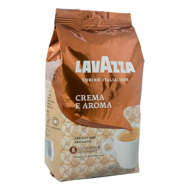 Lavazza Crema e Aroma 1kg ziarno FV/DE Świeża HIT