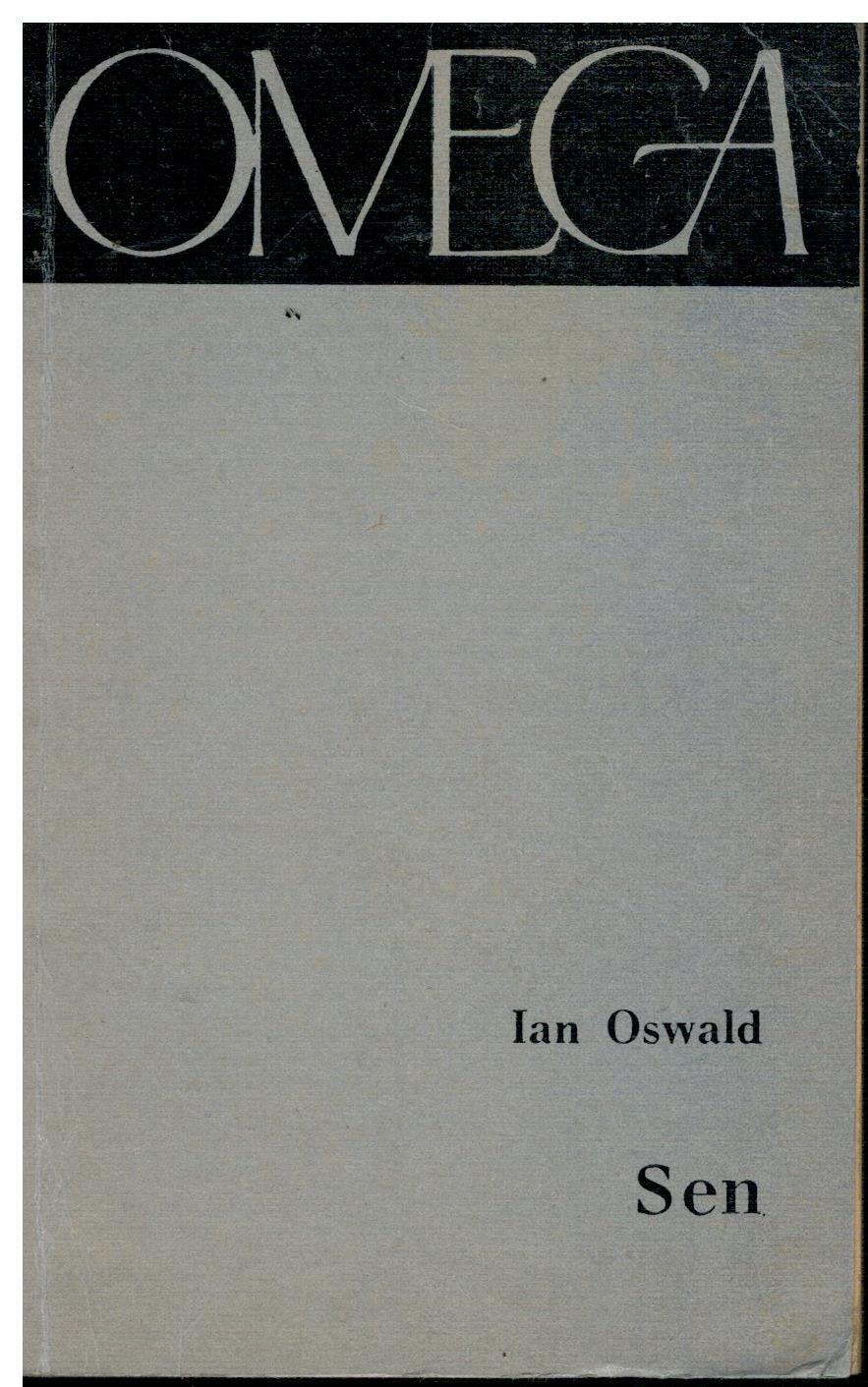 Znalezione obrazy dla zapytania Ian Oswald Sen
