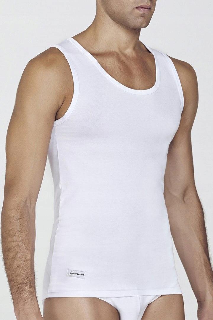 Koszulka Męska Model PCU15 White