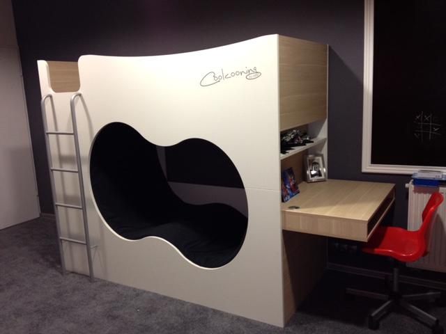 łóżko Piętrowe Sofa Biurko Szafa Tv Design 7381695207
