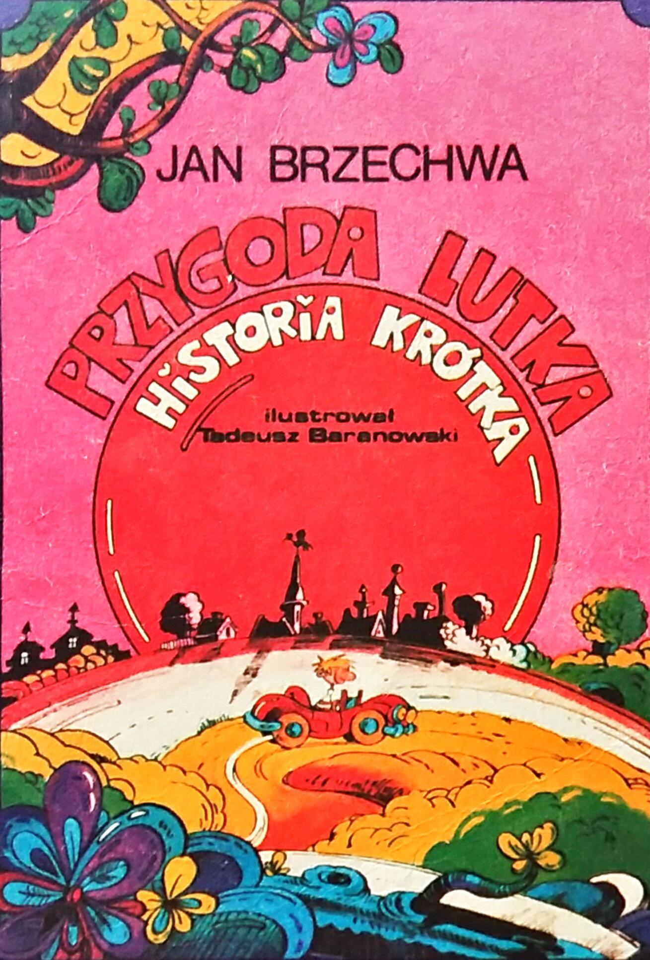 Przygoda Ludka Historia Krótka Brzechwa 7417120358