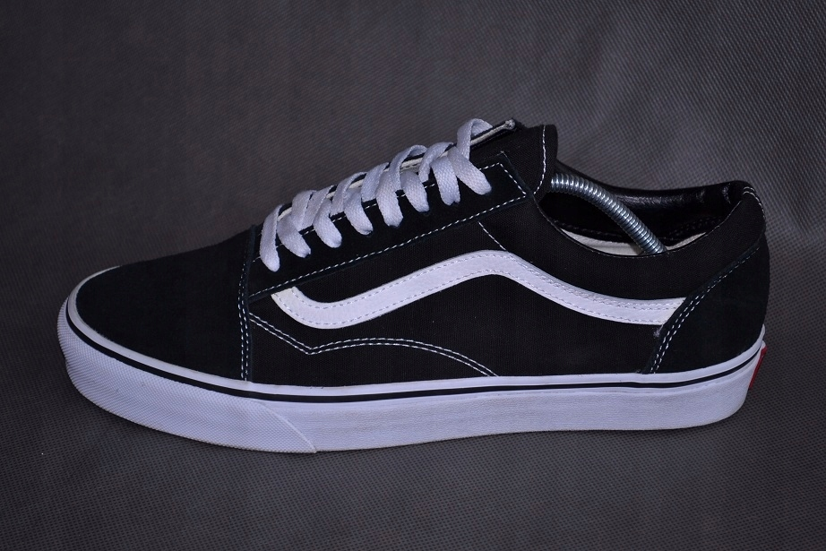 VANS OFF THE WALL OLD SKOOL BUTY MEN LATO NEW 43