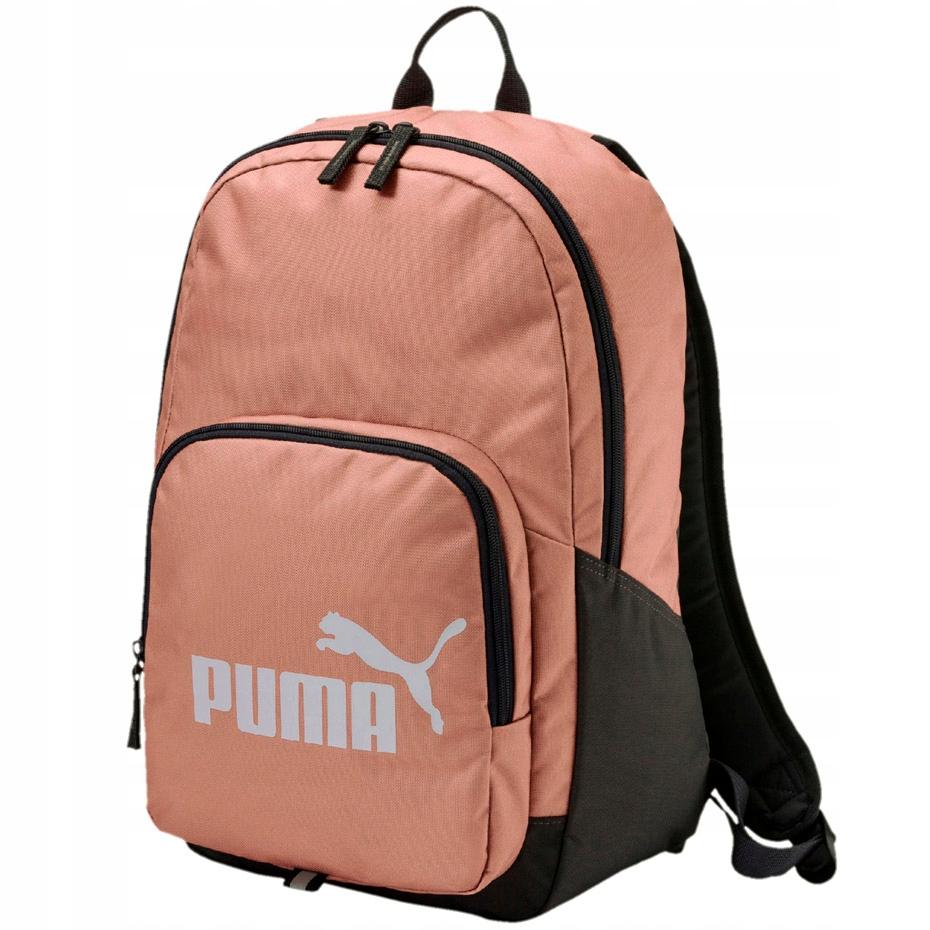 8172f8f7a2cfe Plecak PUMA szkolny DLA dziewczynki różowy PUDROWY - 7199823567 ...
