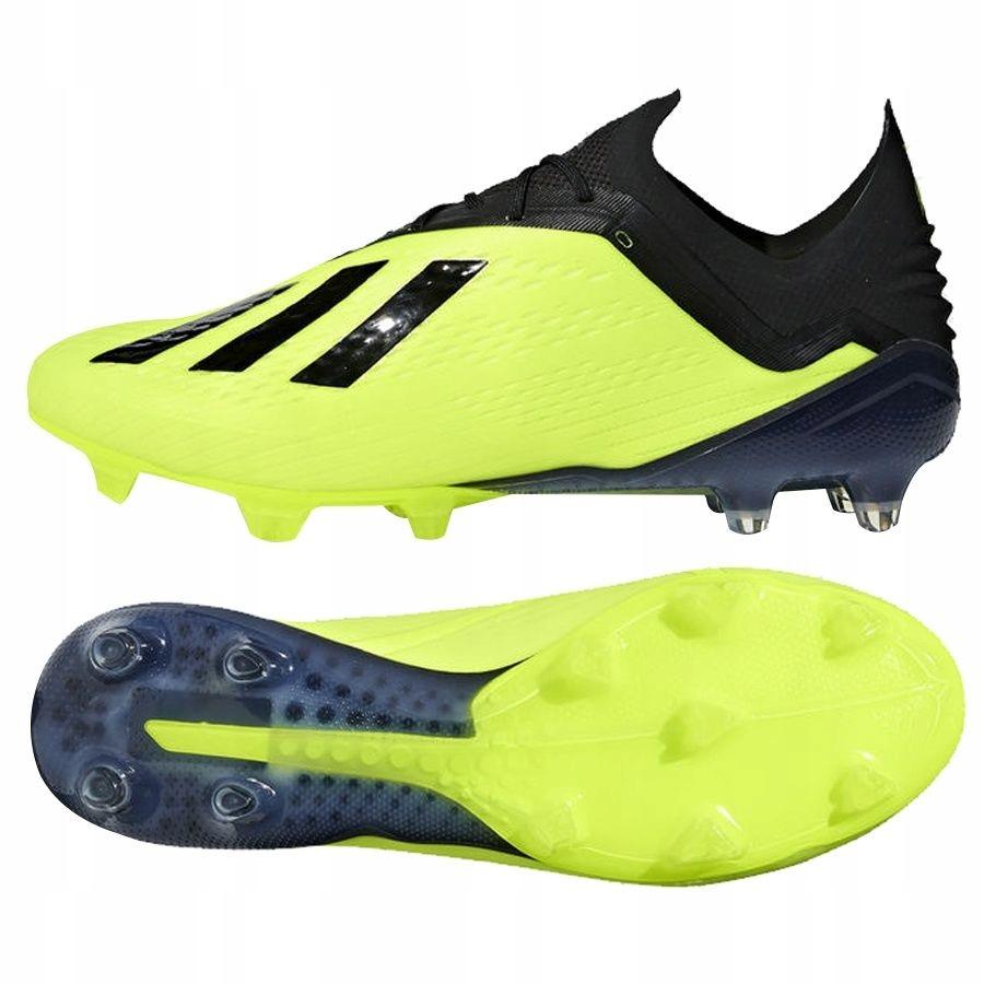 528850b80 Buty adidas X 18.1 FG DB2251 45 1/3 żółty - 7542558570 - oficjalne ...