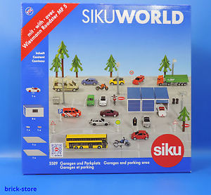 Siku World Garaż Parking 5589 7352808848 Oficjalne Archiwum Allegro