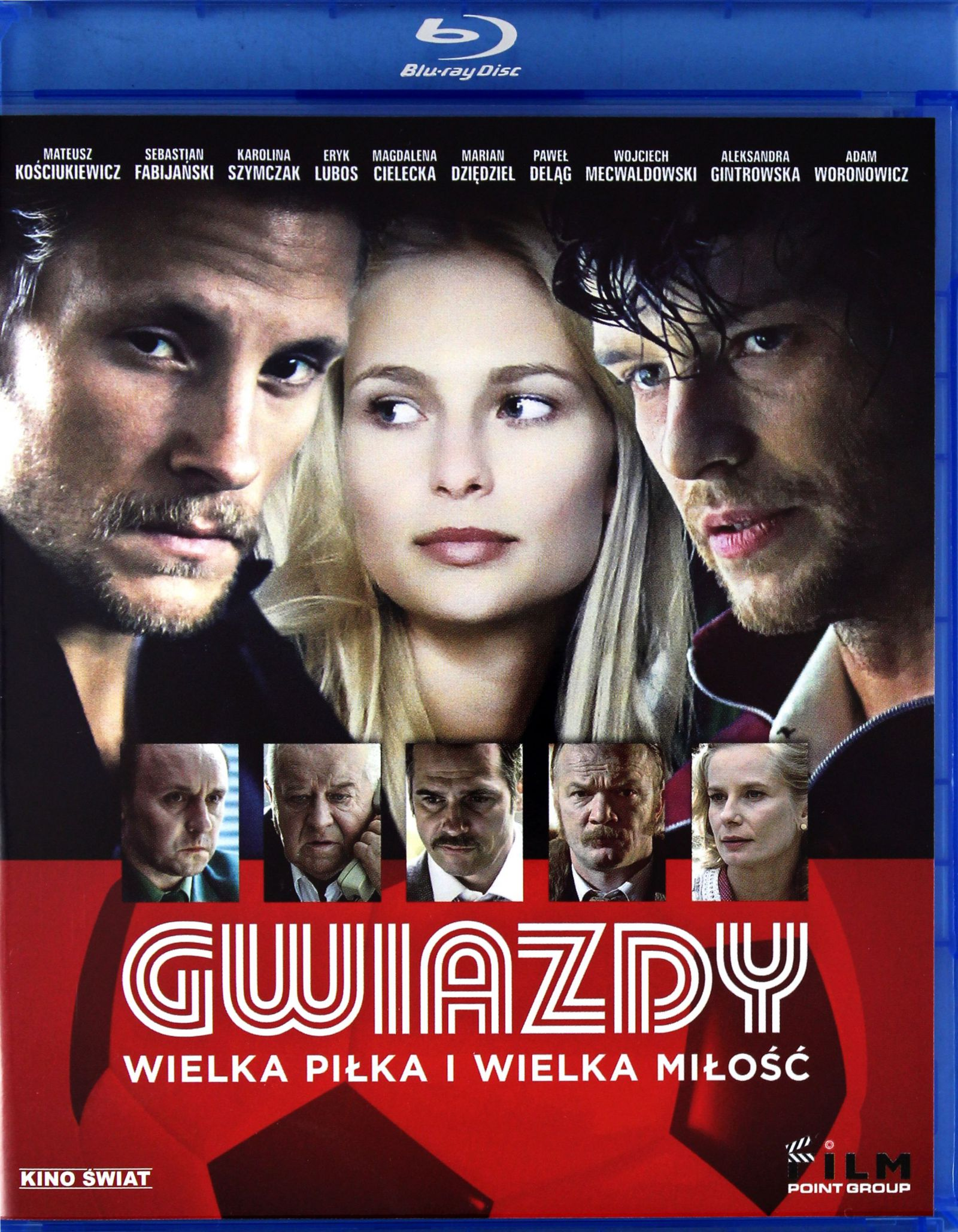 GWIAZDY (reż. Jan KIDAWA-BŁOŃSKI) BLU-RAY