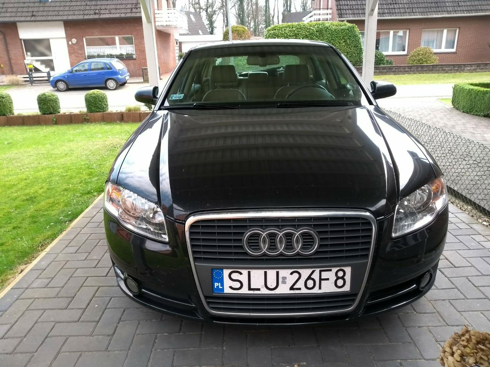 Sprzedam Audi A4 B7 19 2006r 7323444089 Oficjalne Archiwum Allegro