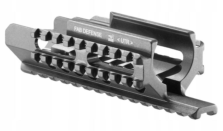 Szyny FAB Uzi Tri-Rail System UTR
