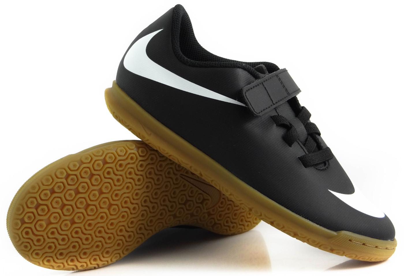 sprzedaż obuwia tak tanio buty na codzień Buty Nike BRAVATAX V IC 34 - HALÓWKI NA RZEPY