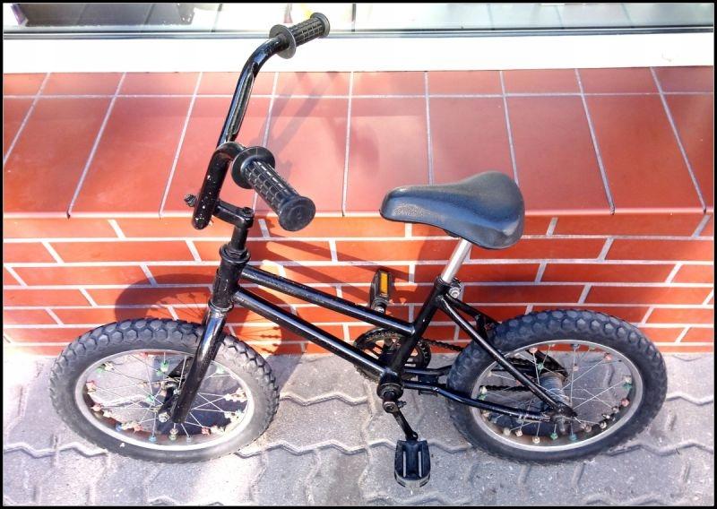 ROWEREK DZIECIĘCY BMX ROMET