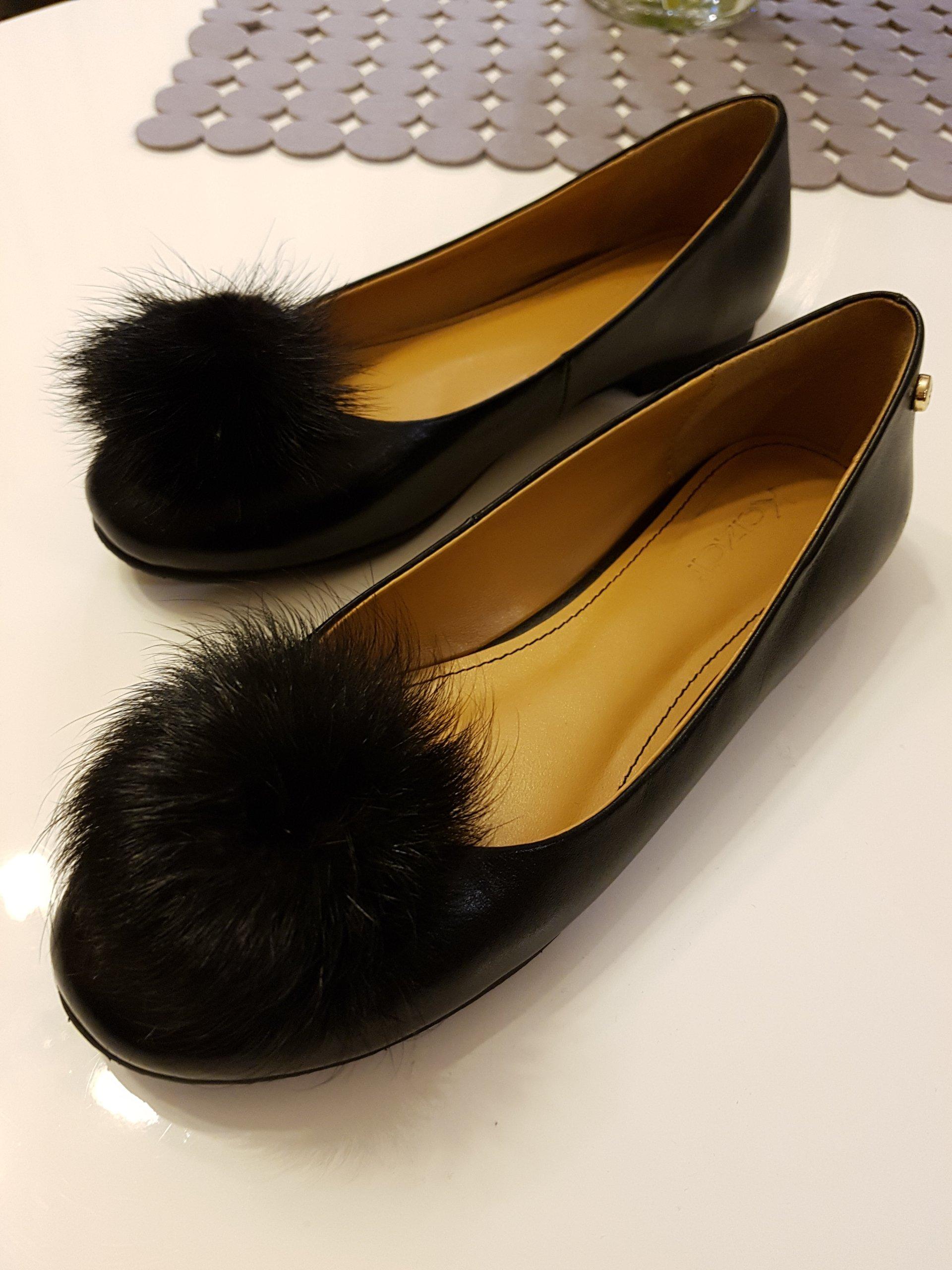 c0dfb7e8 Kazar buty baleriny skórzane damskie - 7230221058 - oficjalne ...