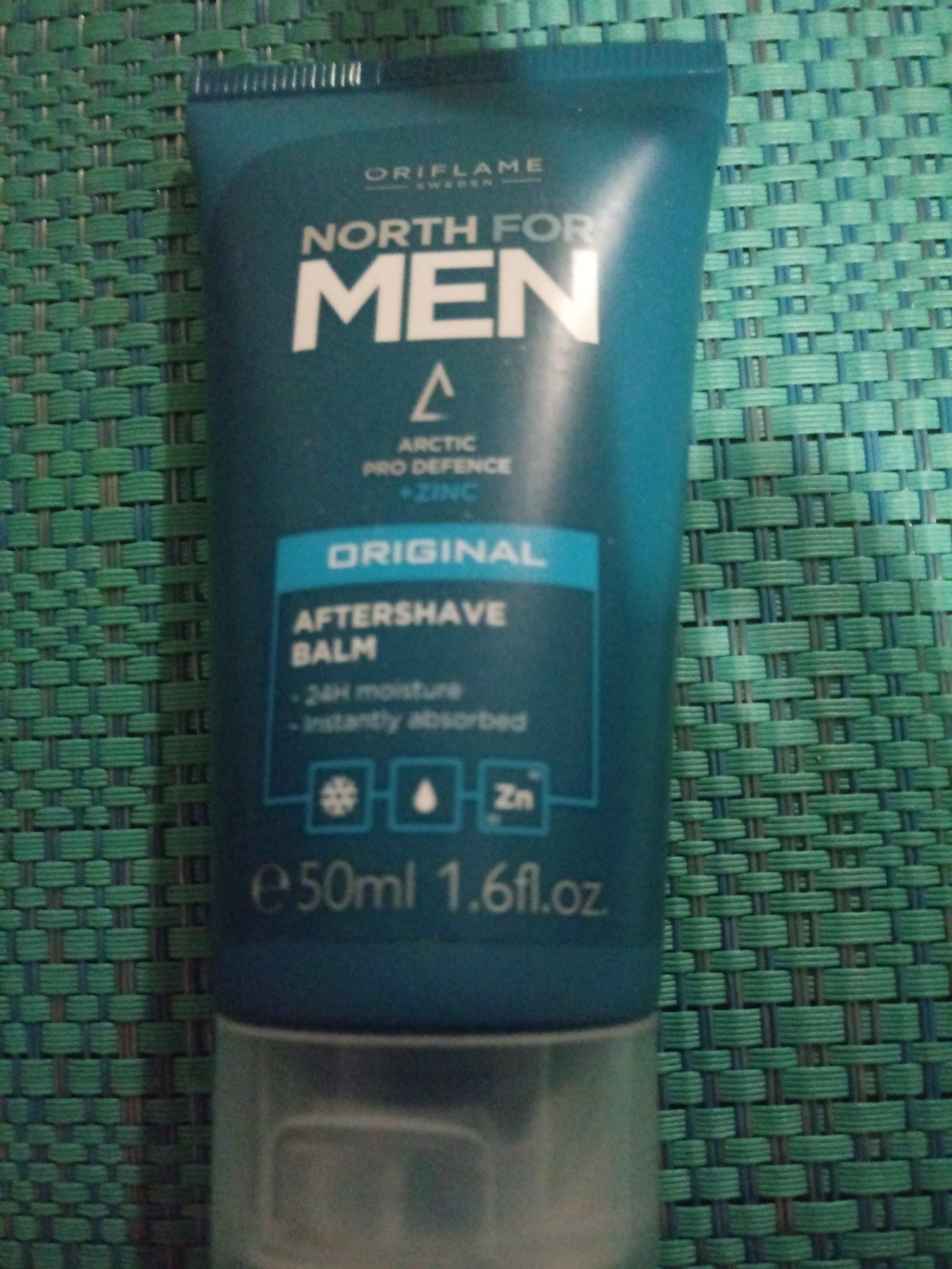 Balsam po goleniu męski Oriflame nowy