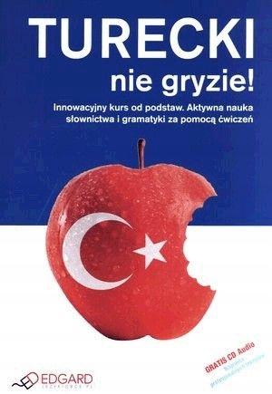 Turecki nie gryzie! Książka+CD /Edgard