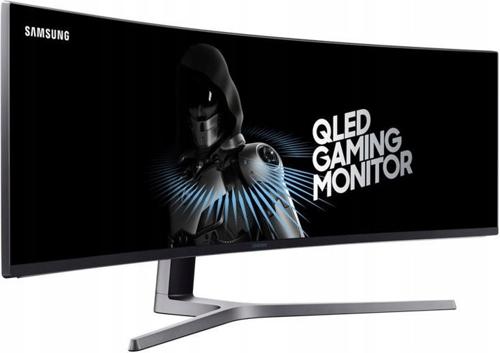 Monitor SAMSUNG Curved QLED LC49HG90DMUXEN