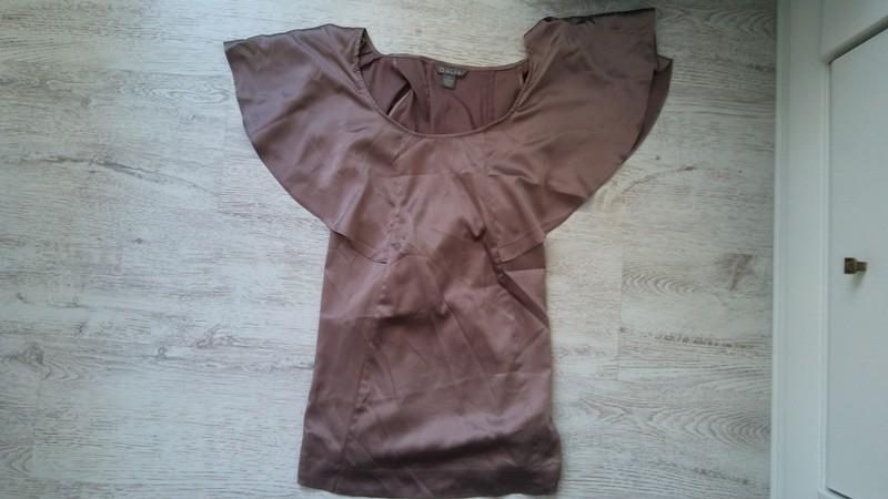 6b7d68aa bluzka z falbanką hiszpanka - 6987556778 - oficjalne archiwum allegro