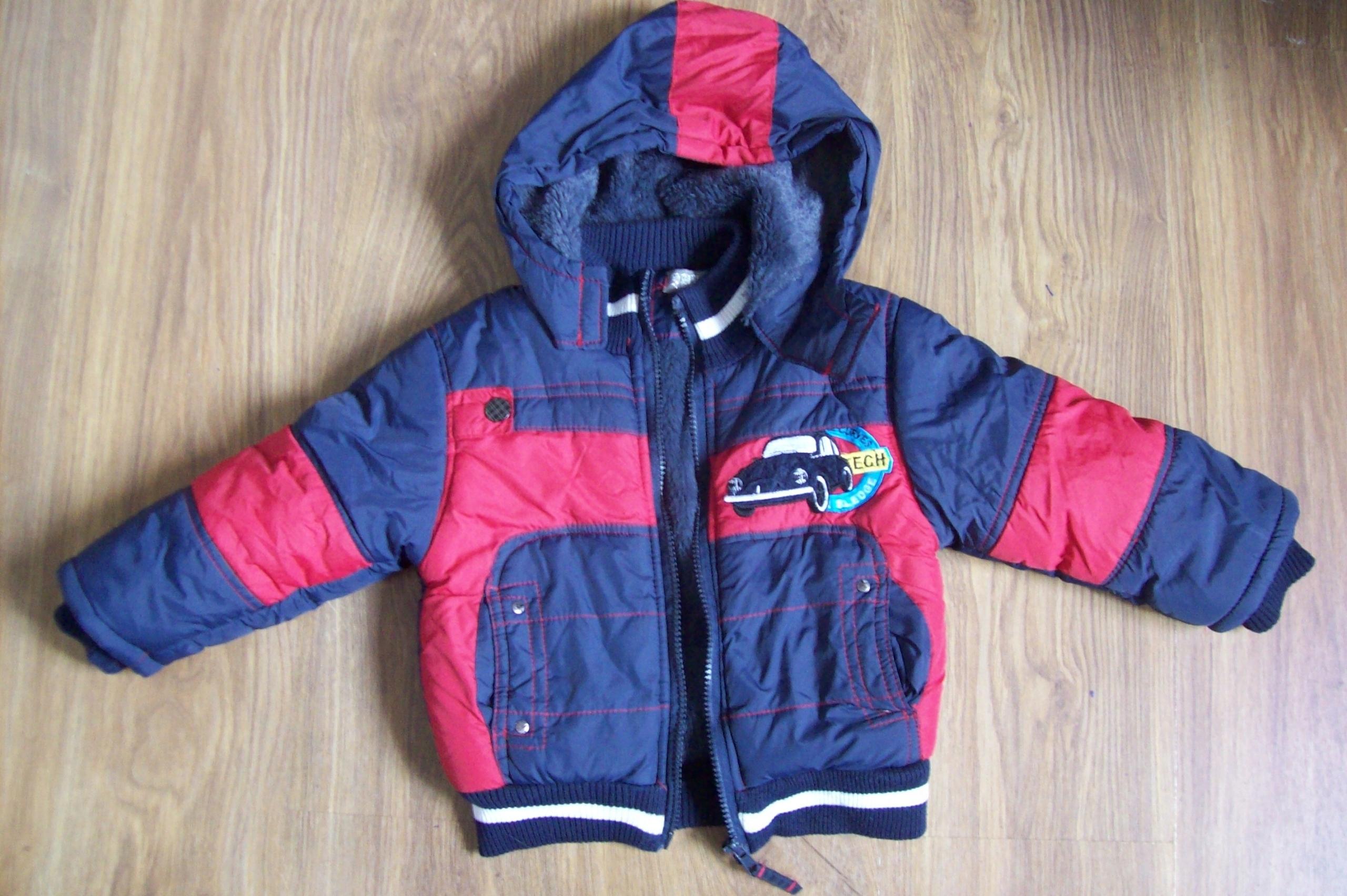 b8d3f1e52ceaf Kurtka zimowa dziecko 2 lata r. 86 - 7506311024 - oficjalne archiwum ...
