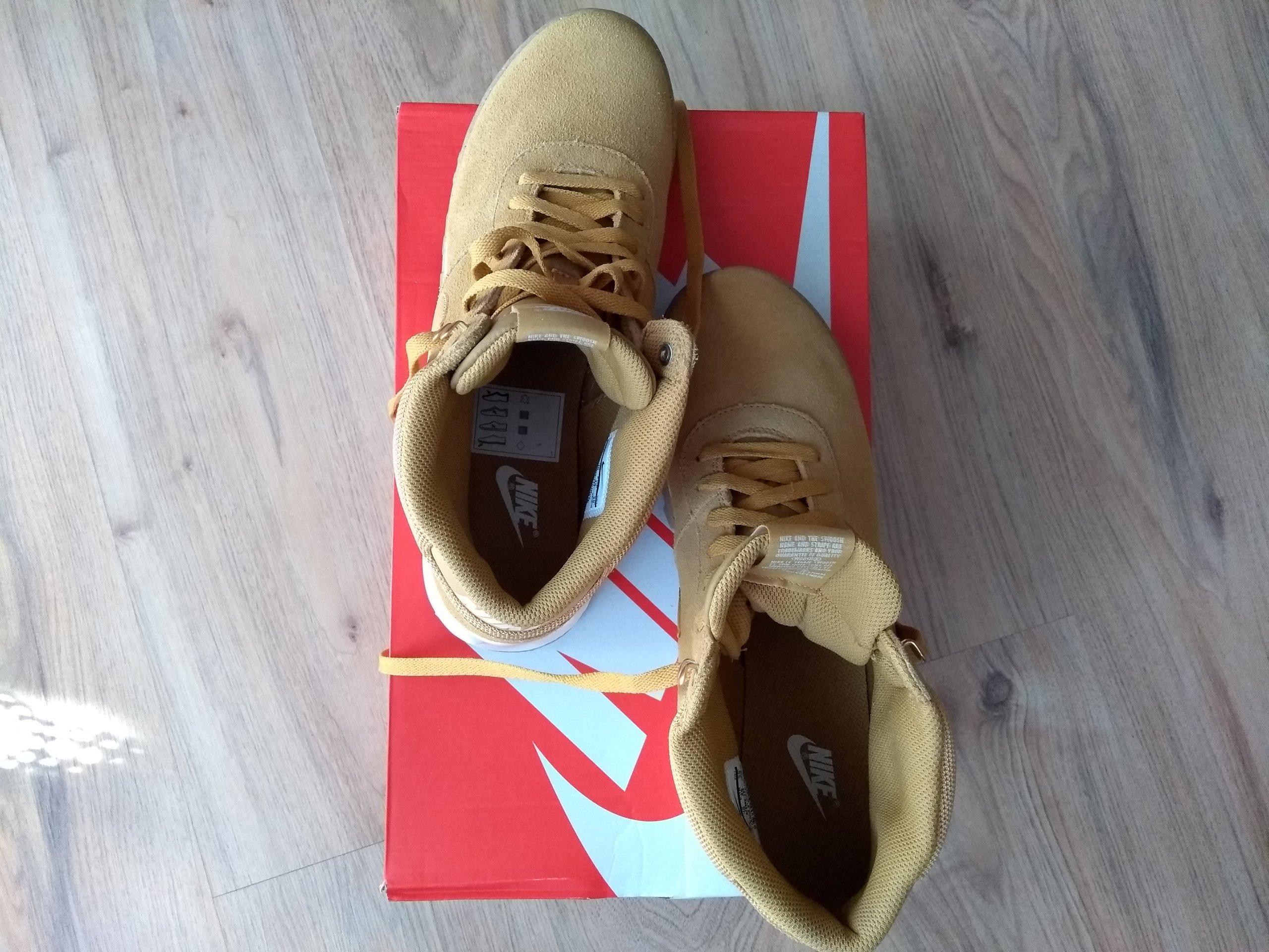 Buty Nike Hoodland Suede męskie rozm. 45 7227868529