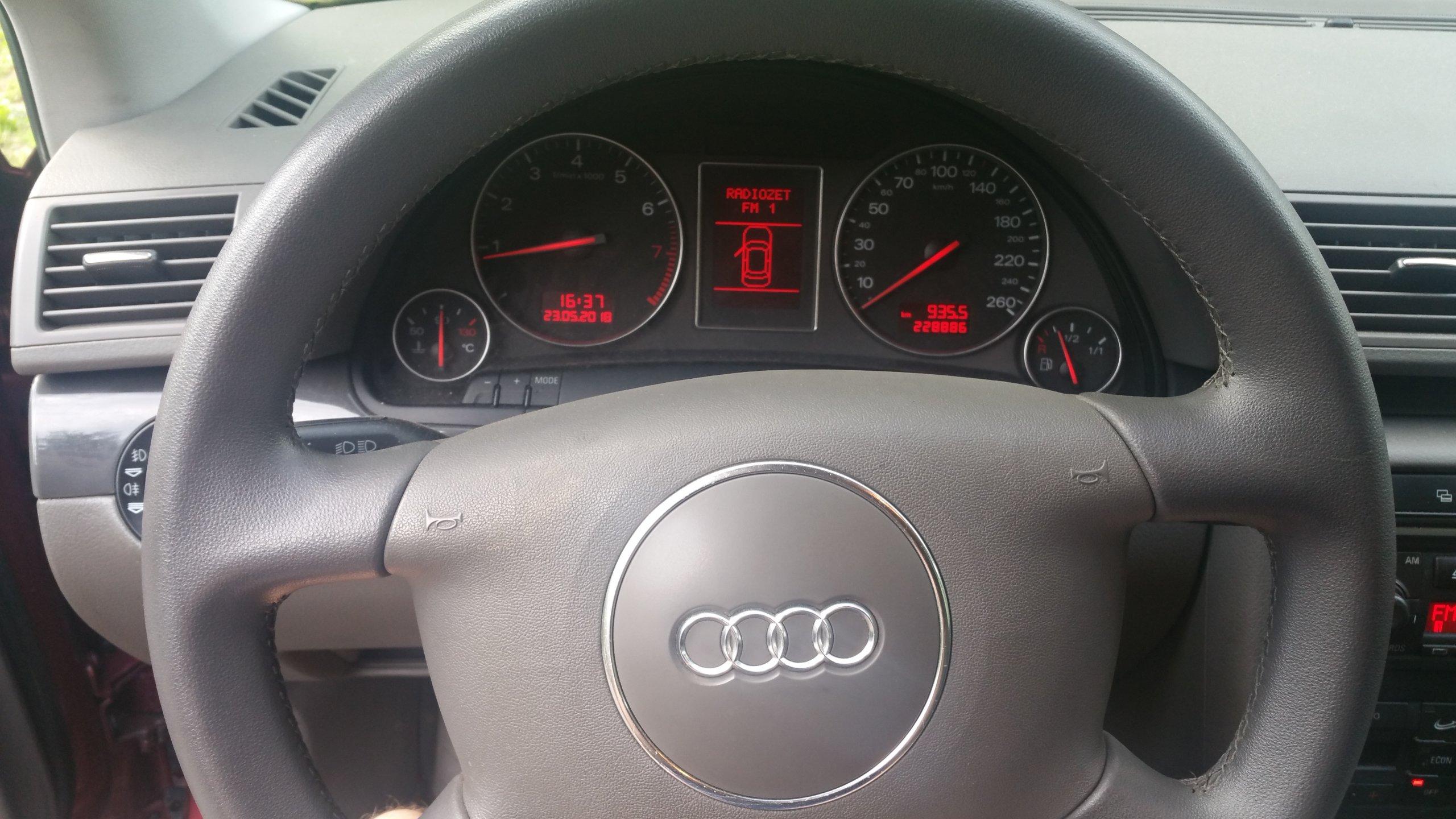 Audi A4 B6 18 Turbo 2002 Manual Zarejestrowany 7340476093
