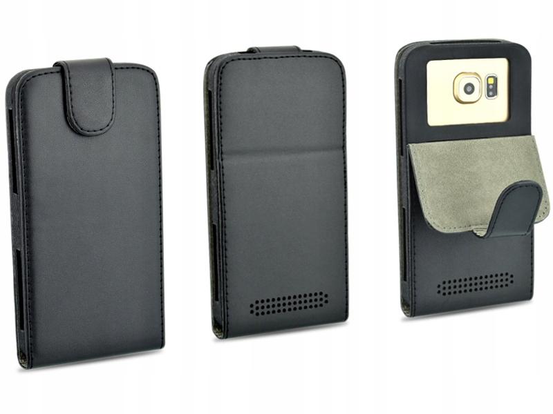 Etui czarne do telefonu SAMSUNG Galaxy S5