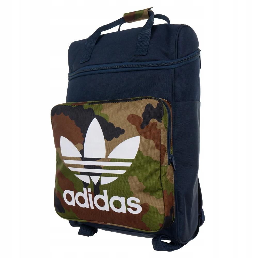 3881970bb2f55 Plecak Adidas Classic sportowy outdoor na laptopa - 7440648051 ...