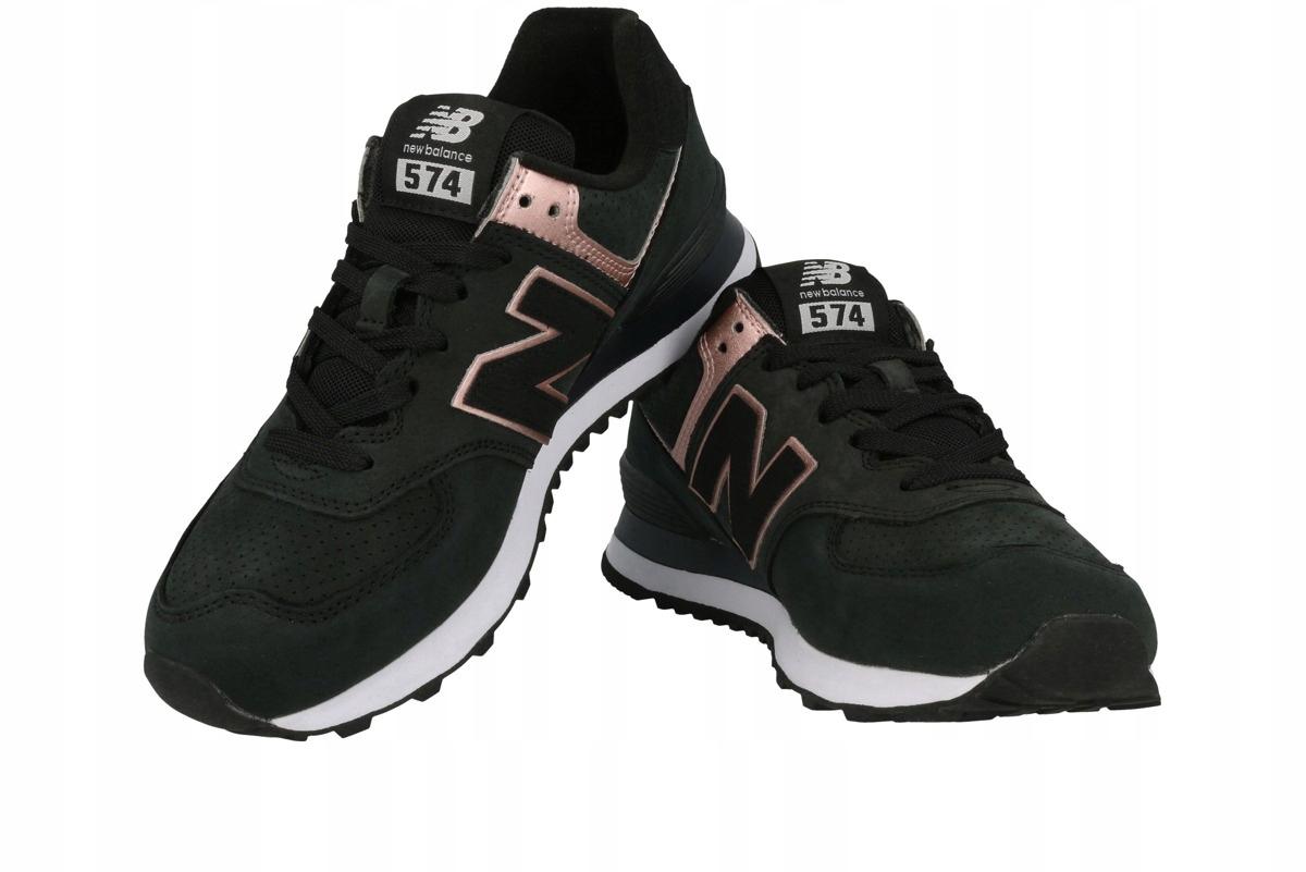 za pół najlepiej kochany najlepsze podejście buty NEW BALANCE damskie WL574NBK R.40,5 - 7586918557 ...