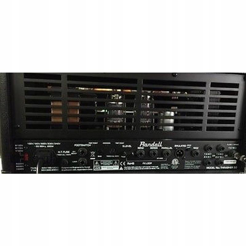 RANDALL THRASHER 50 lampowy wzmacniacz gitarowy he - 7683770499