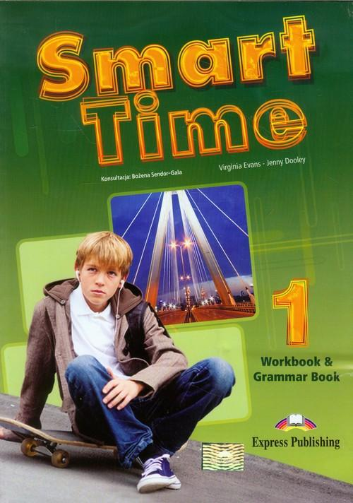 Smart Time 1 Język angielski Workbook and Grammar