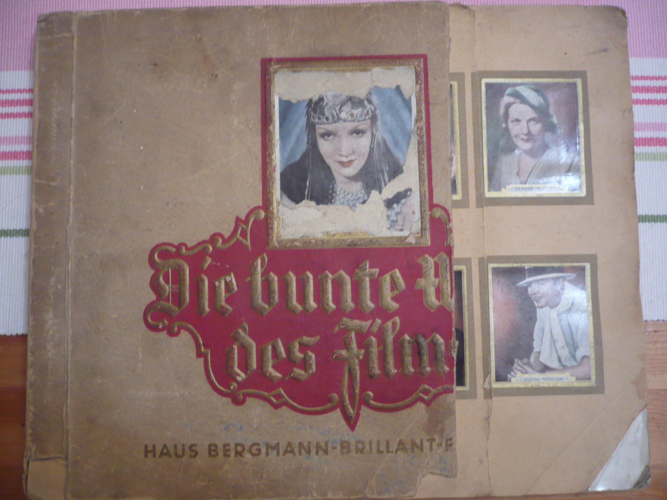 Przedwojenne Gwiazdy Filmowe Album