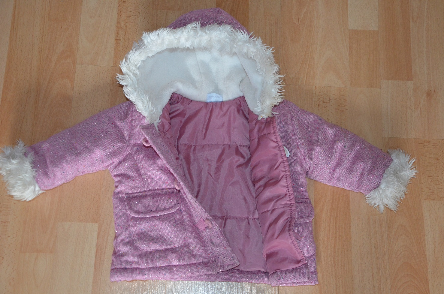 6a2d702a45d56 kurtka zimowa dla dziewczynki r. 86 Cherokee - 7191060329 ...