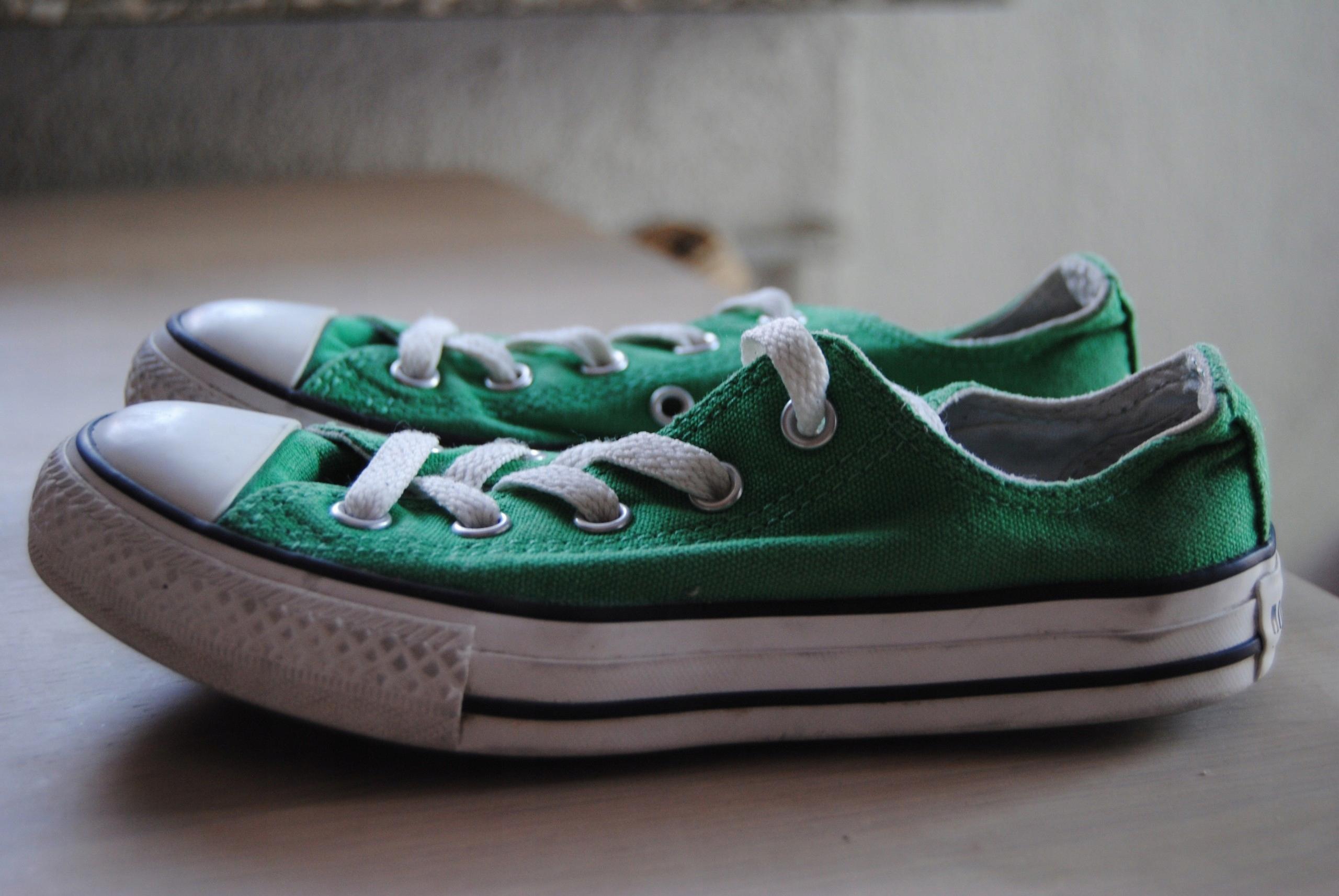 6be16b9d4b6c0 buty Converse zielone okazja 31,5 All star - 7507580060 - oficjalne ...