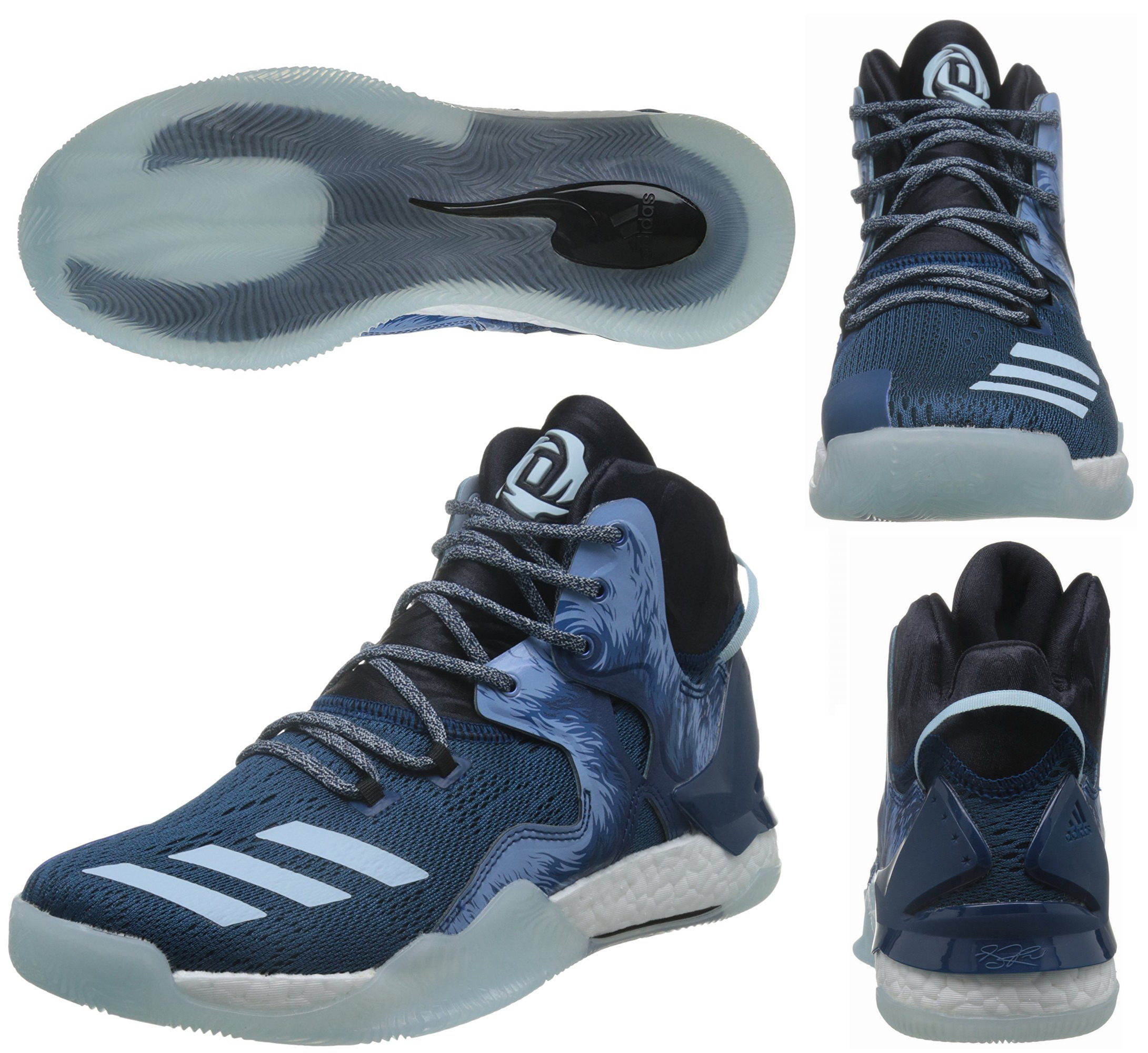 outlet store 06893 a792d Adidas D Rose 7 Boost buty koszykarskie - 44 23