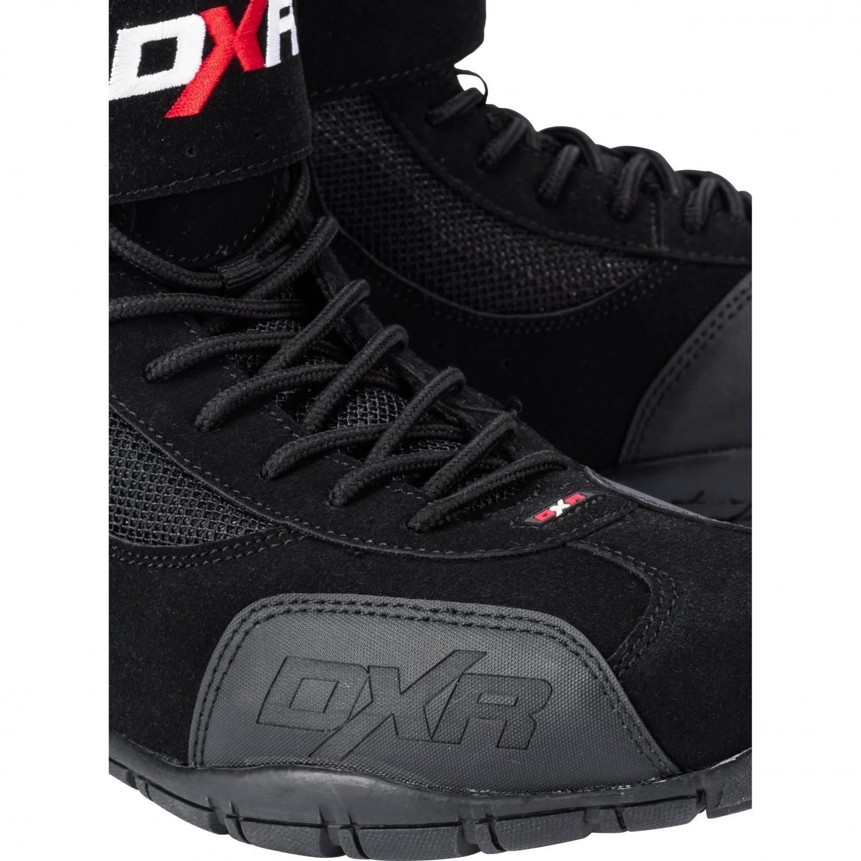 ff56ada1316cd Buty motocyklowe DXR SPORT 1.0 czarne 43 - 7380516462 - oficjalne ...