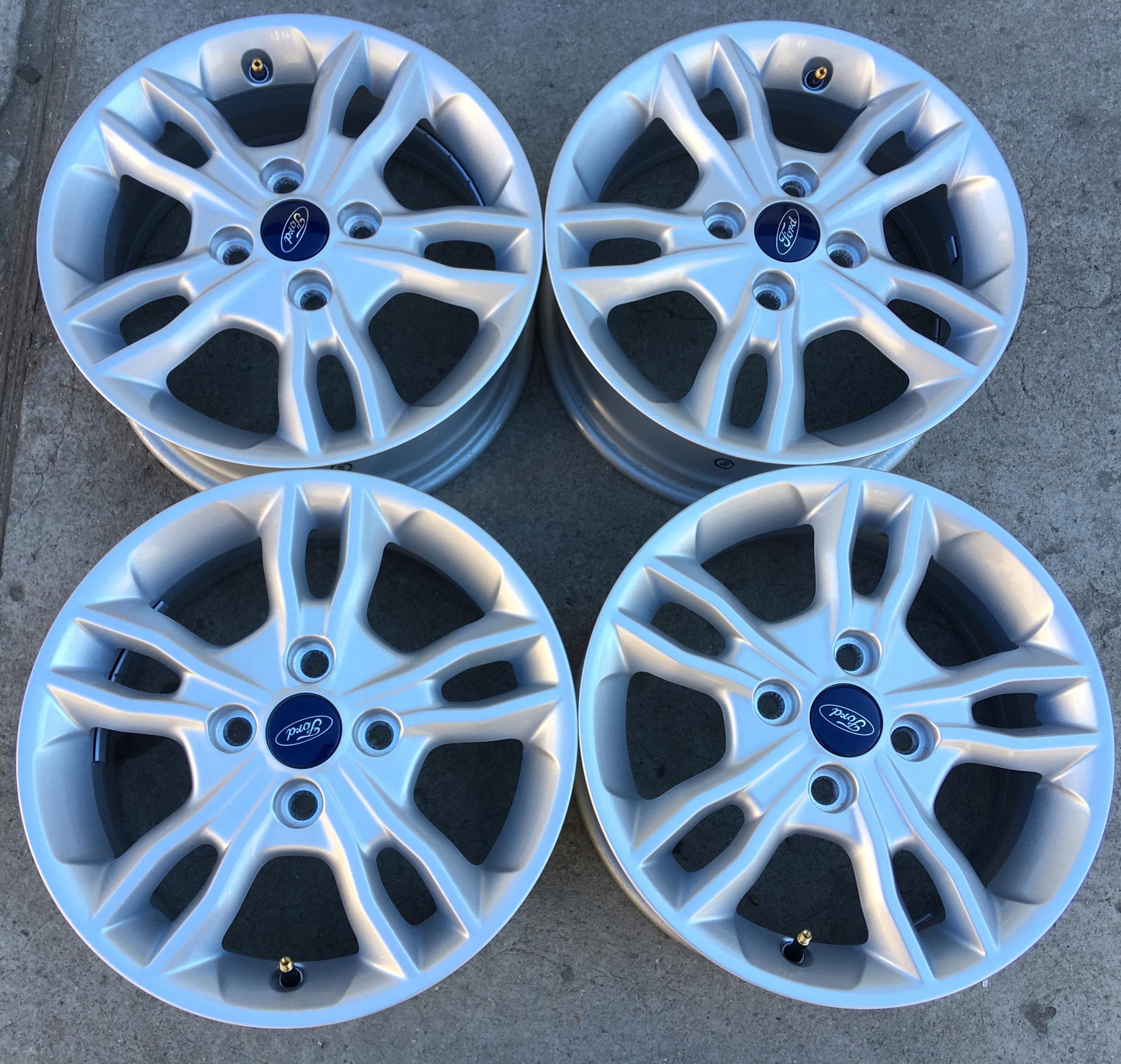 Felgi Aluminiowe 15 Ford Focus Fiesta Mk6 Mk5 7532426258