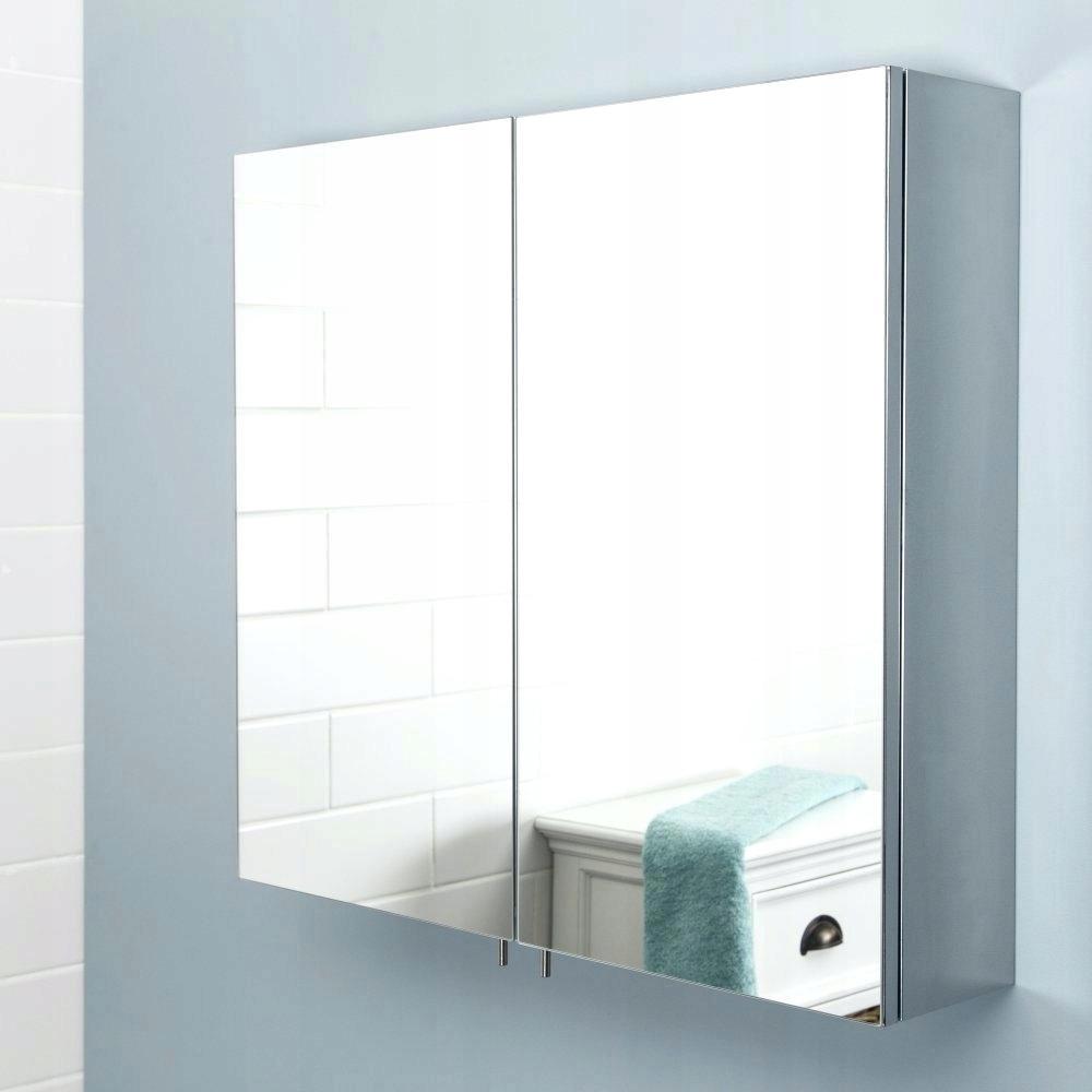 Szafka Lustro Do łazienki Ikea Lillangen 7559113708