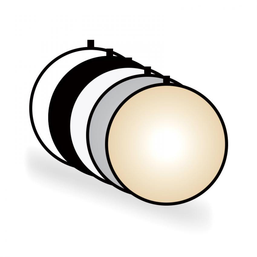 Blenda fotograficzna 5w1 okrągła 80cm