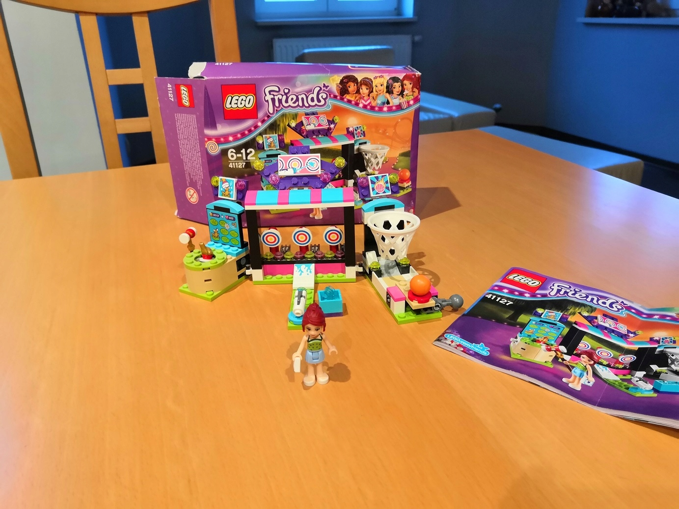 Lego Friends 41127 Automaty W Parku Rozrywki 7692025180